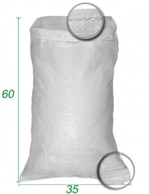 Sacchetti PP riutilizzabili Tela tessuta 35X60