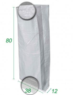 Sacco di polipropilene sfuso con soffietto 38X80 X12