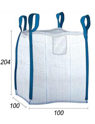 Big Bag Grandi dimensioni Grandi volumi - 96X96X200