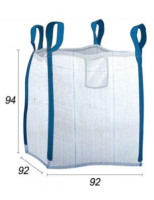Big Bag Ghiaia e cippato - 88X88X90