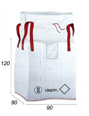 Big Bag 13H2Y, Trasporto Prodotti regolamentati UN - 90X90X120