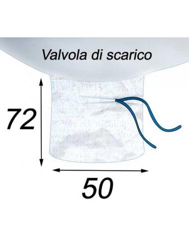 Big Bag Orzo di soia e semi di girasole - 91X91X195  Valvola di scarico 50X72
